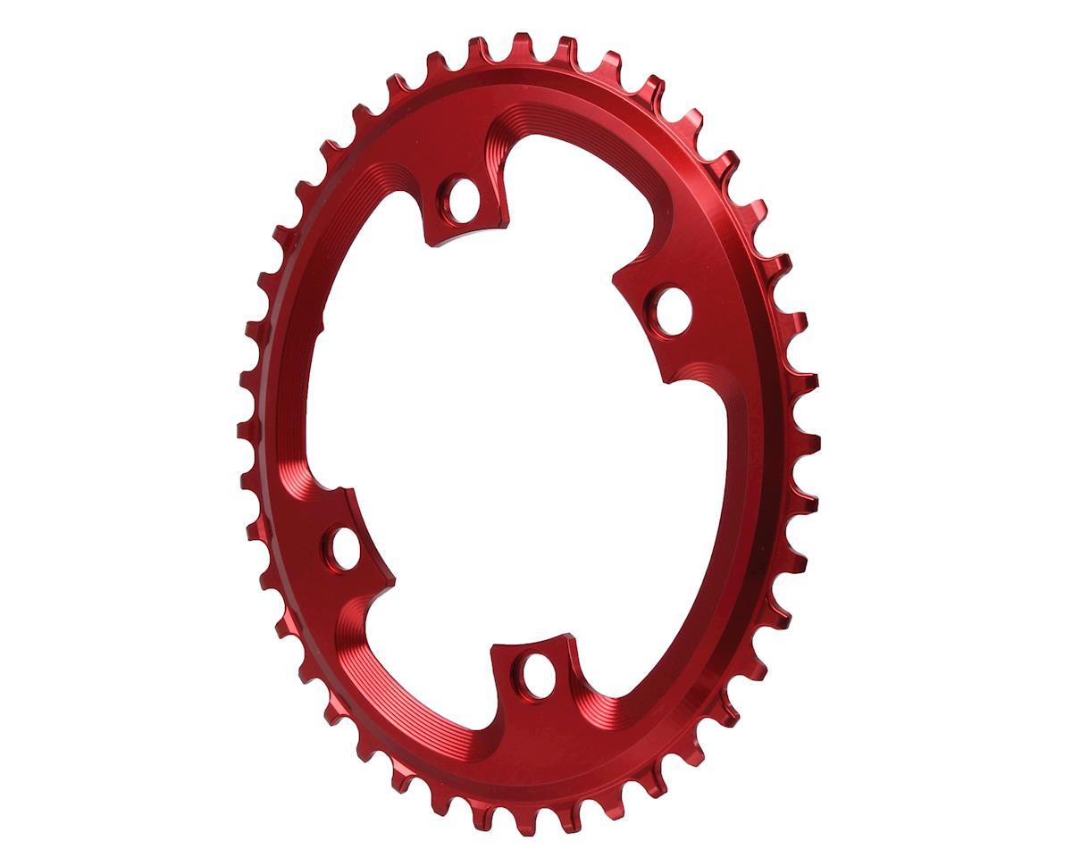 110BCD Asym CX Oval Chainring