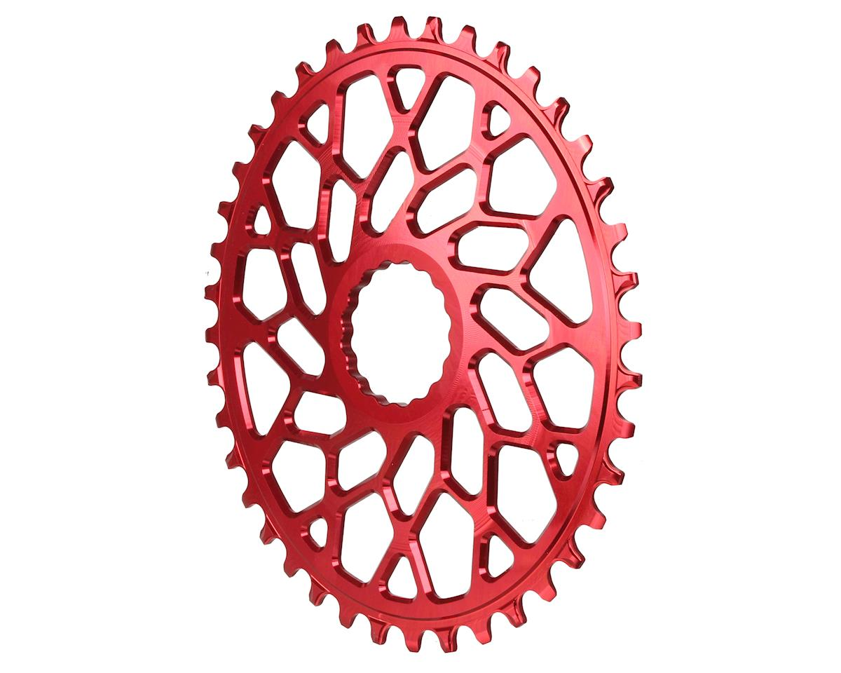 Absolute Black Chainring Absoluteblack Oval Direct Easton Boost148 40T Rd