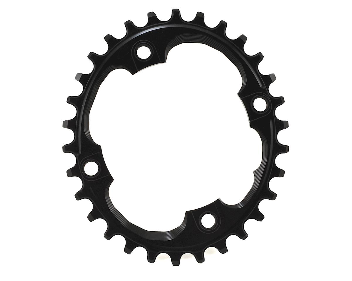 Absolute Black SRAM Oval Chainring (94 BCD) (Black)