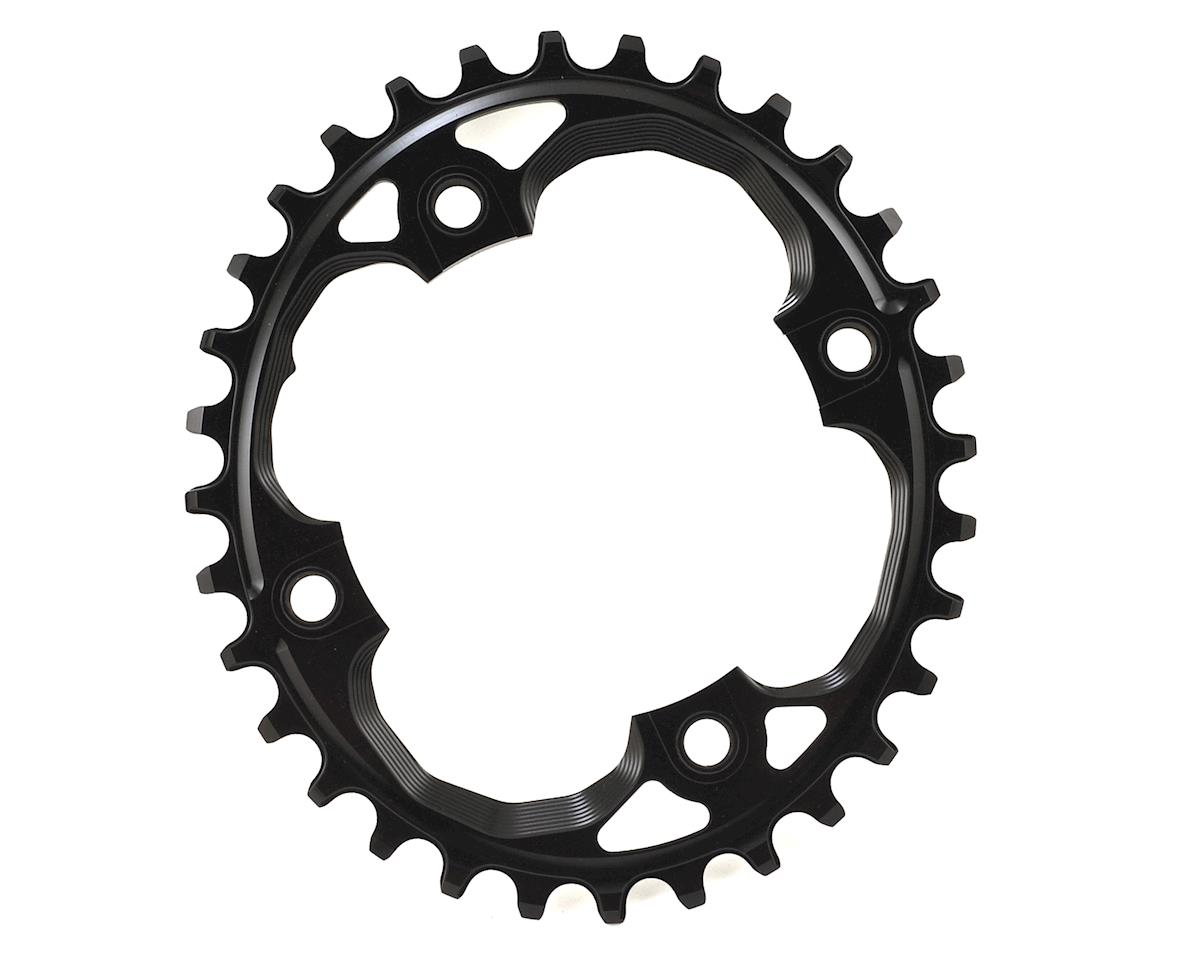 Absolute Black SRAM Oval Chainring (94 BCD) (Black) (32T)