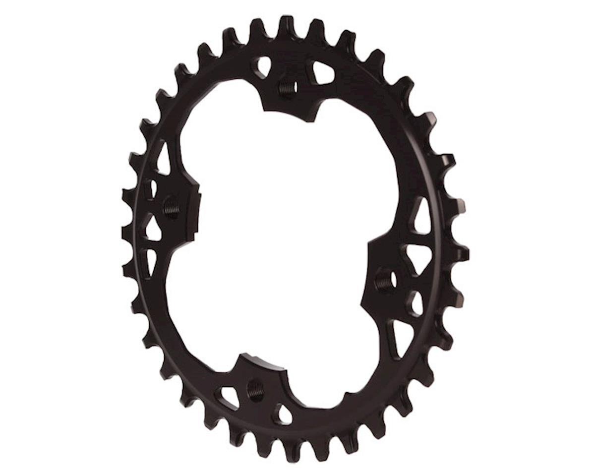 Absolute Black SRAM Oval Chainring (94 BCD) (Black) (34T)