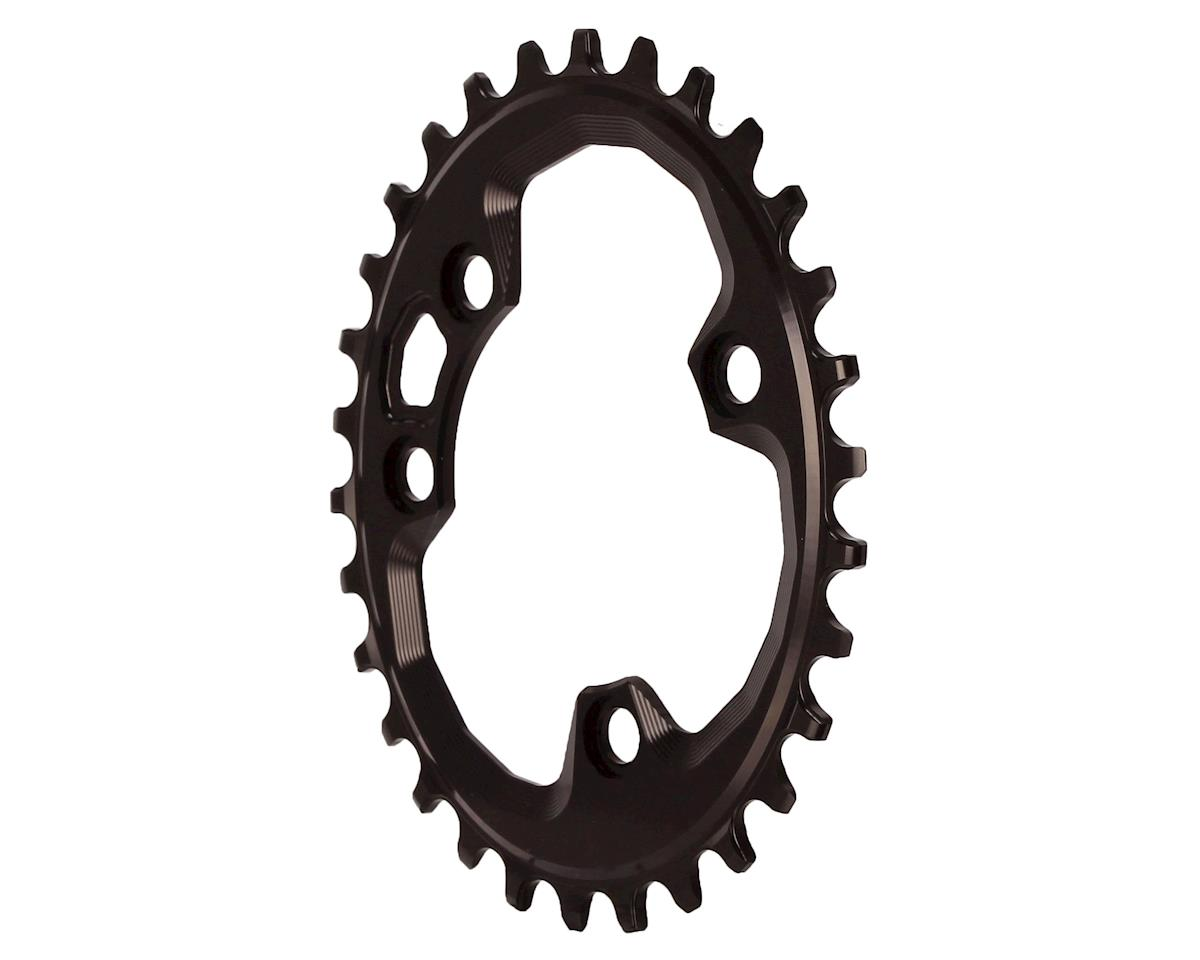 Absolute Black Chainring Absoluteblack Oval 76Mm 30T 4B Bk