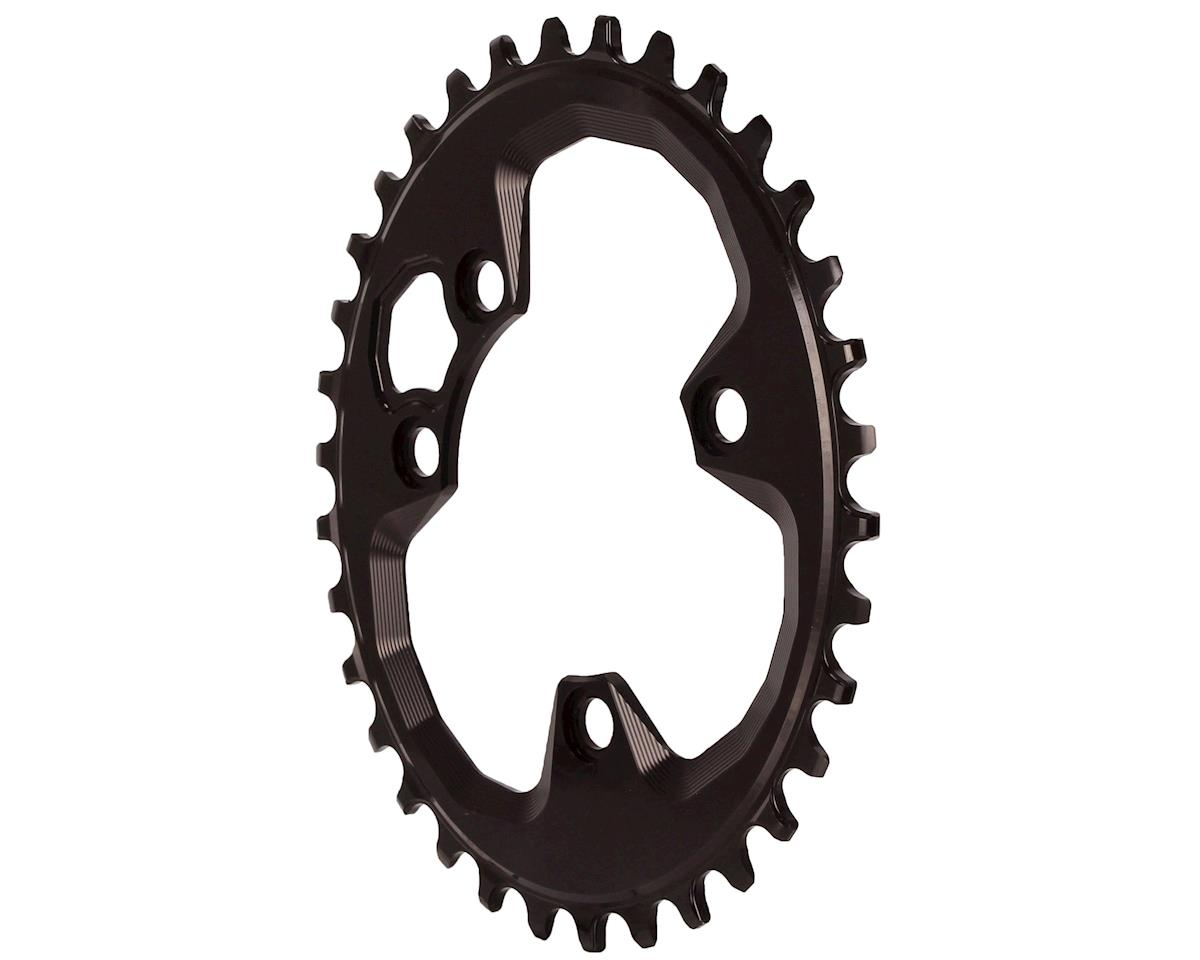 Absolute Black Chainring Absoluteblack Oval 76Mm 34T 4B Bk
