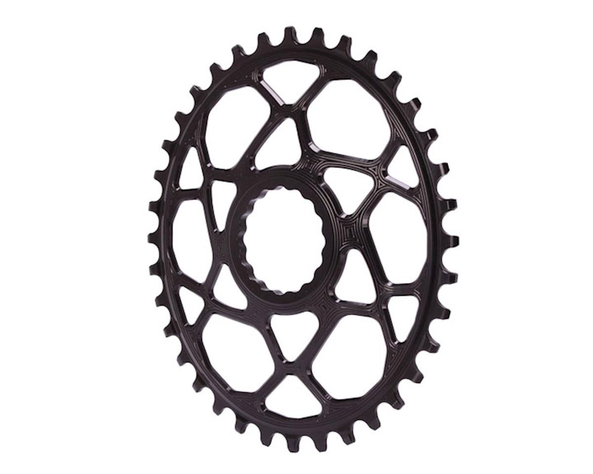 Absolute Black Chainring Absoluteblack Oval Direct Rf-Cinch 36T Bk
