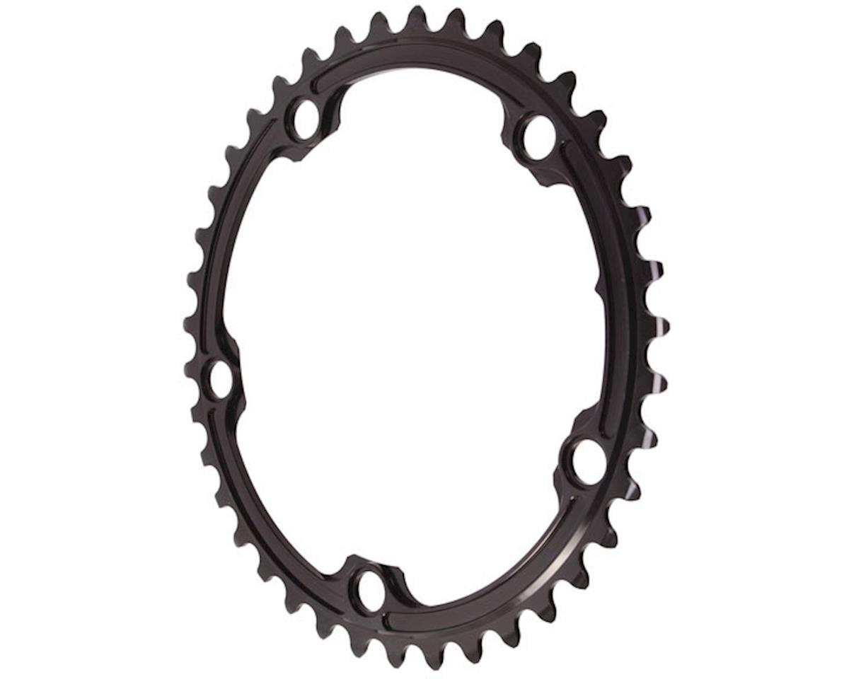Absolute Black 5x130BCD Premium 2x Oval Chainring