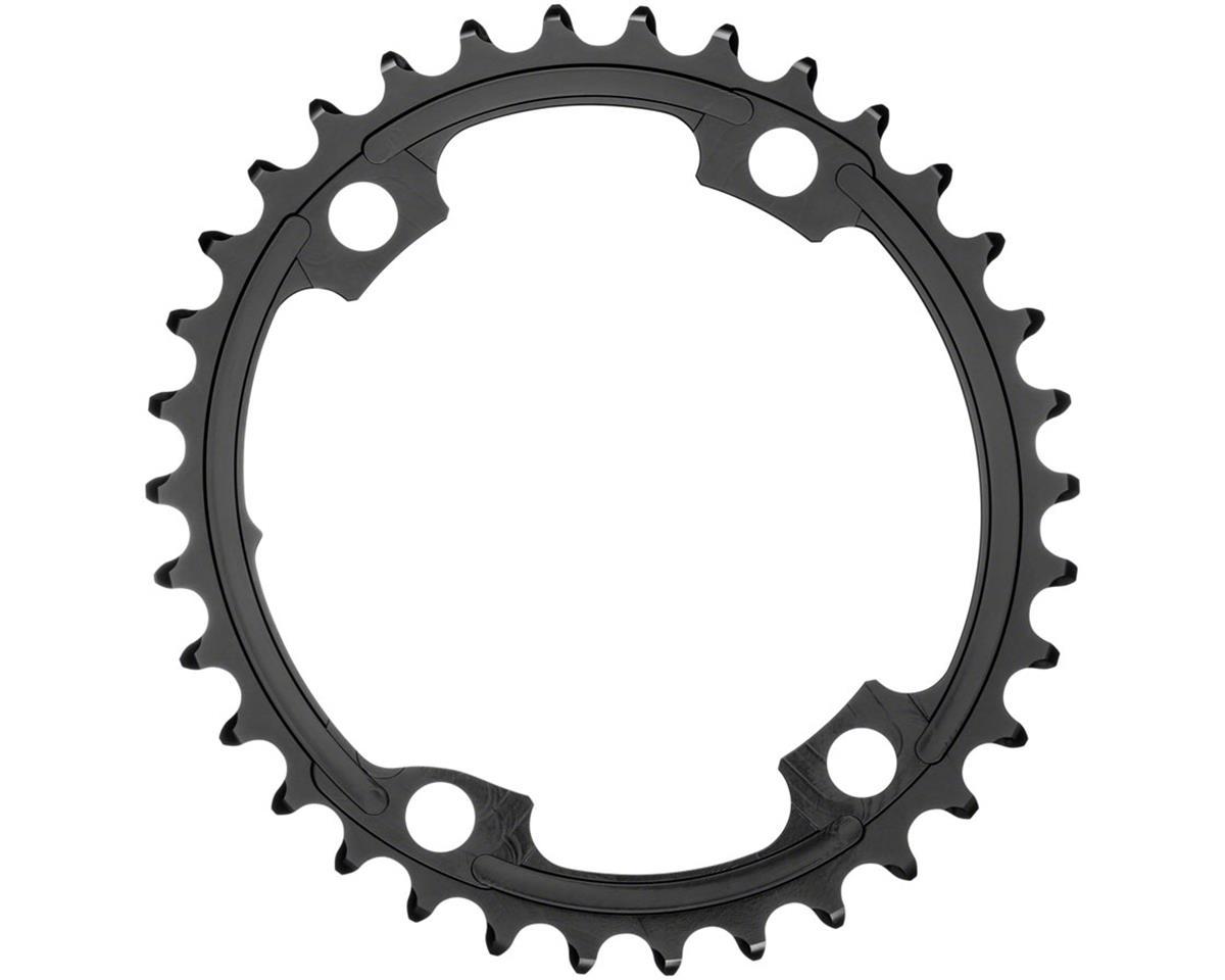 Absolute Black Premium oval road 34T, Shimano 9100/8000 - black