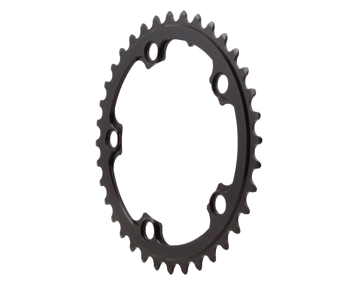 Absolute Black Round Chainring (Black) (110 BCD) (36T)
