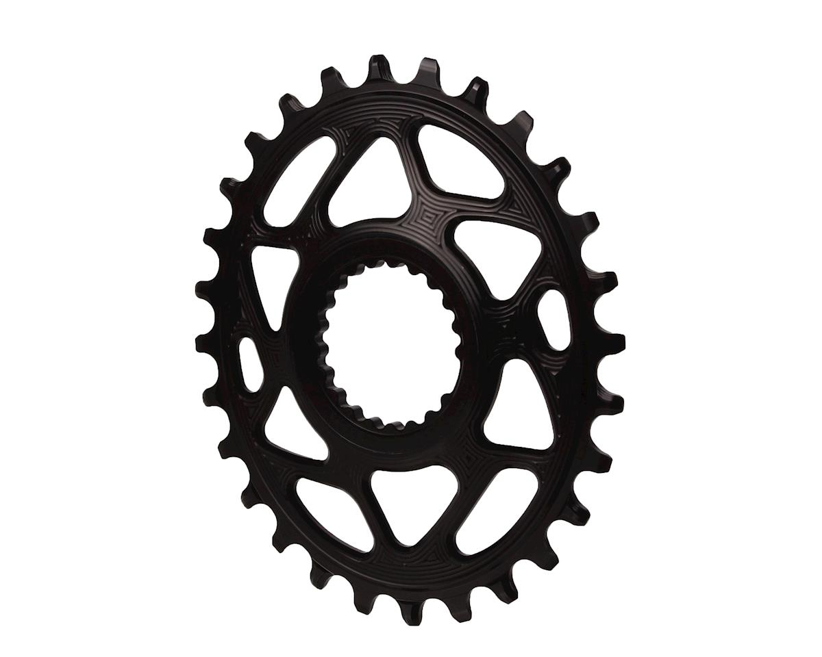 Absolute Black XTR M9100 Direct Mount Oval Chainring (Black) (28T)