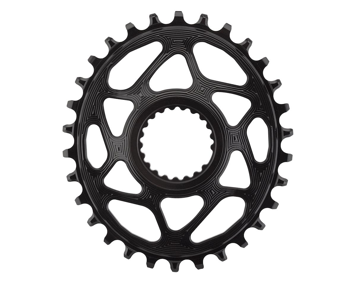 Absolute Black XTR M9100 Direct Mount Oval Chainring (Black) (30T)