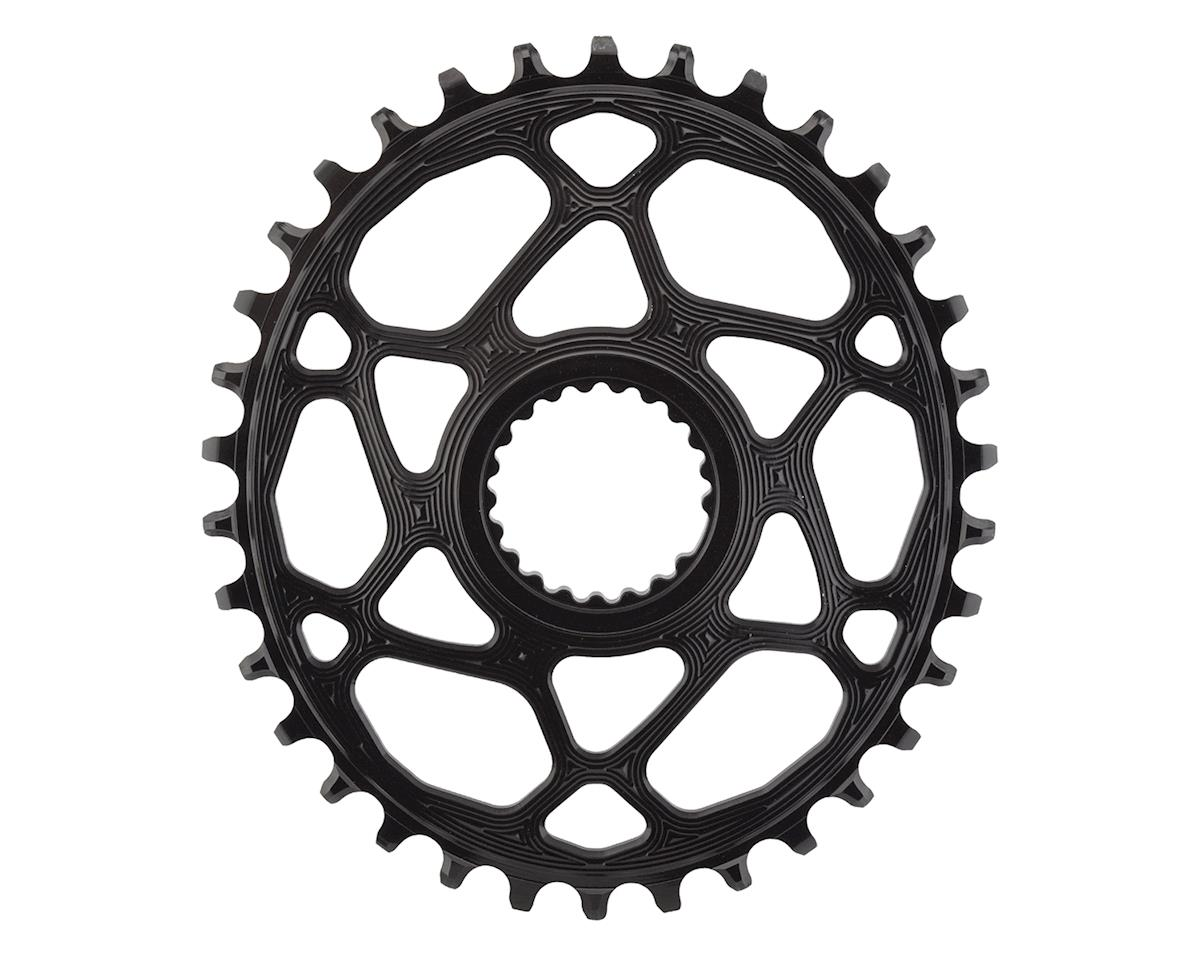 Absolute Black XTR M9100 Direct Mount Oval Chainring (Black) (34T)