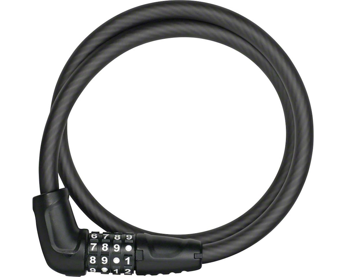 Abus Combination Numerino 5412C Cable Lock (Black) (85cm x 12mm)