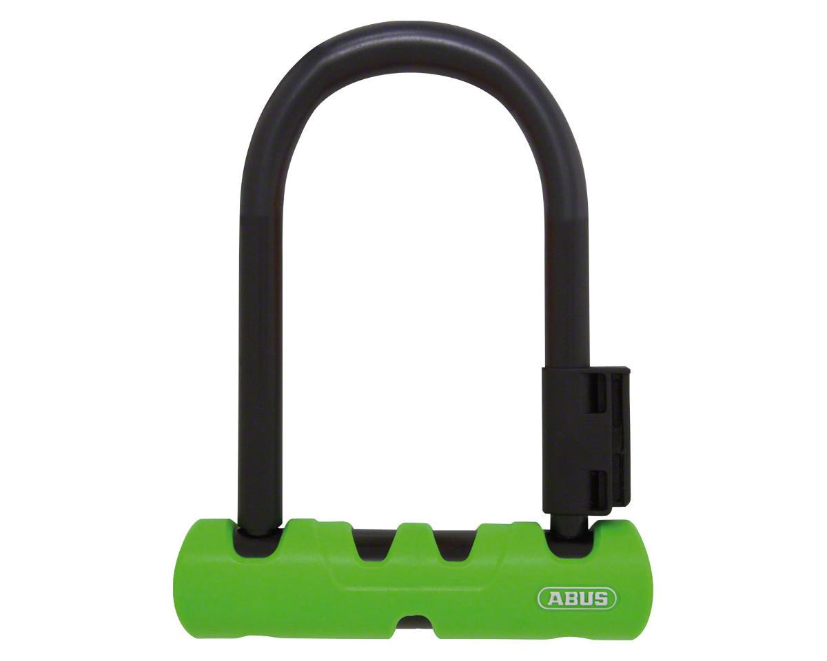 """Abus Keyed U-Lock Ultra Mini 410 (Black) (5.5"""" Shackle)"""