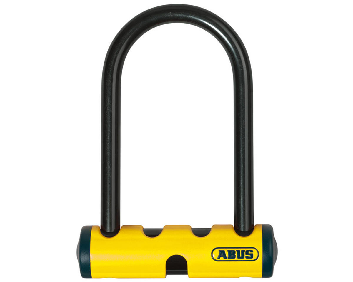 Abus U-Mini 40 U Lock (Yellow)