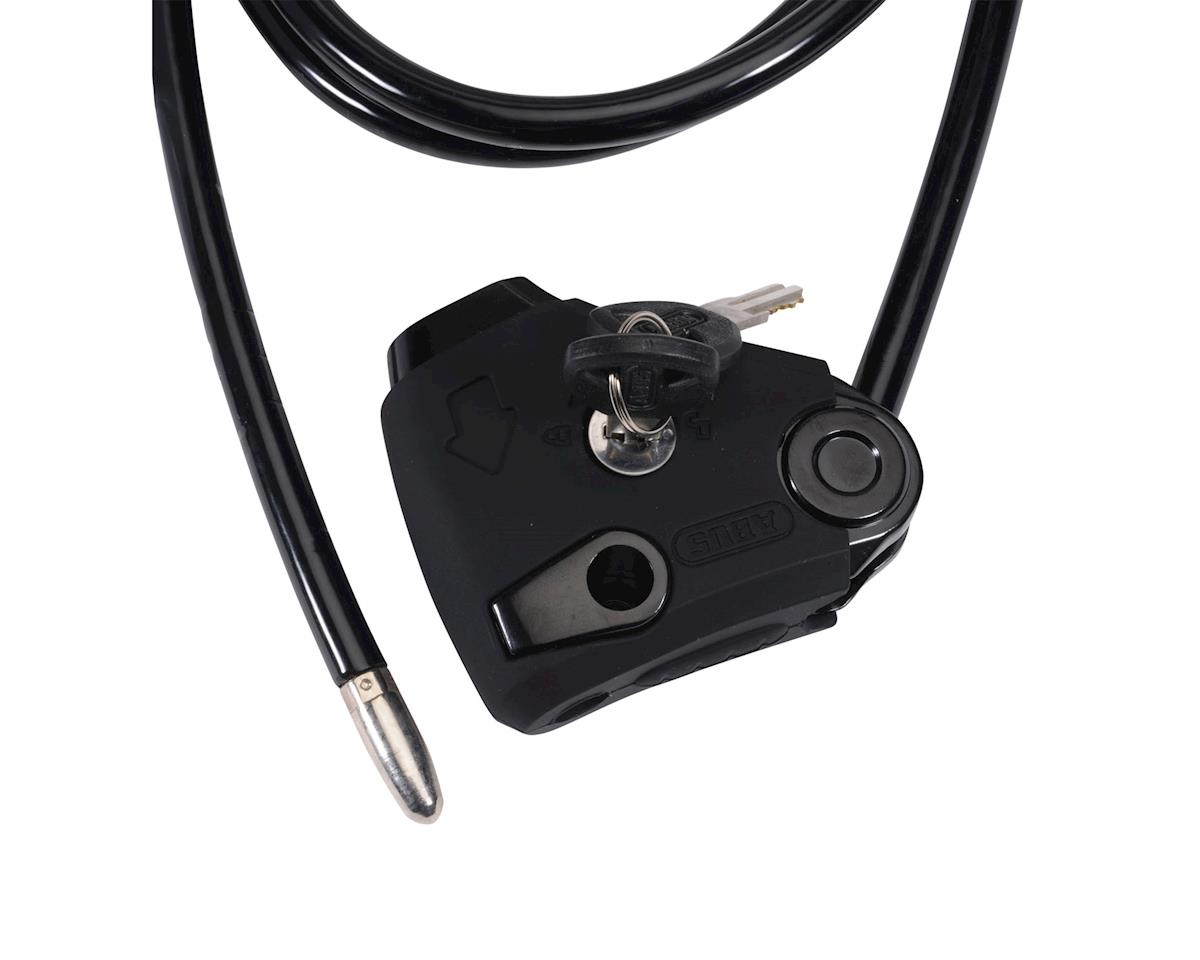 Abus MultiLoop 210/185 Cable Lock (Black)