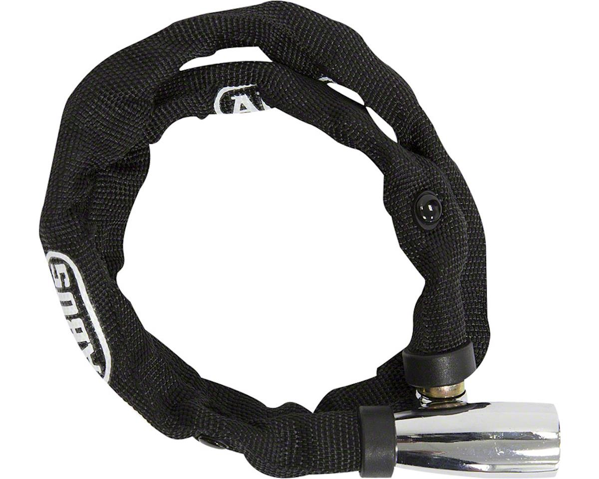 Abus Keyed Web Chain Lock 1500 (Black) (60/4mm)