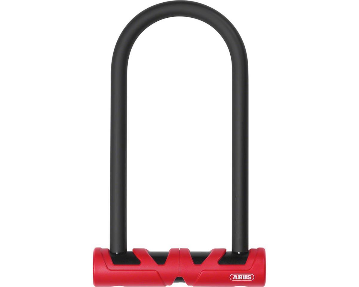 """ABUS Ultimate Keyed U-Lock: 9 x 4.25"""" Black"""