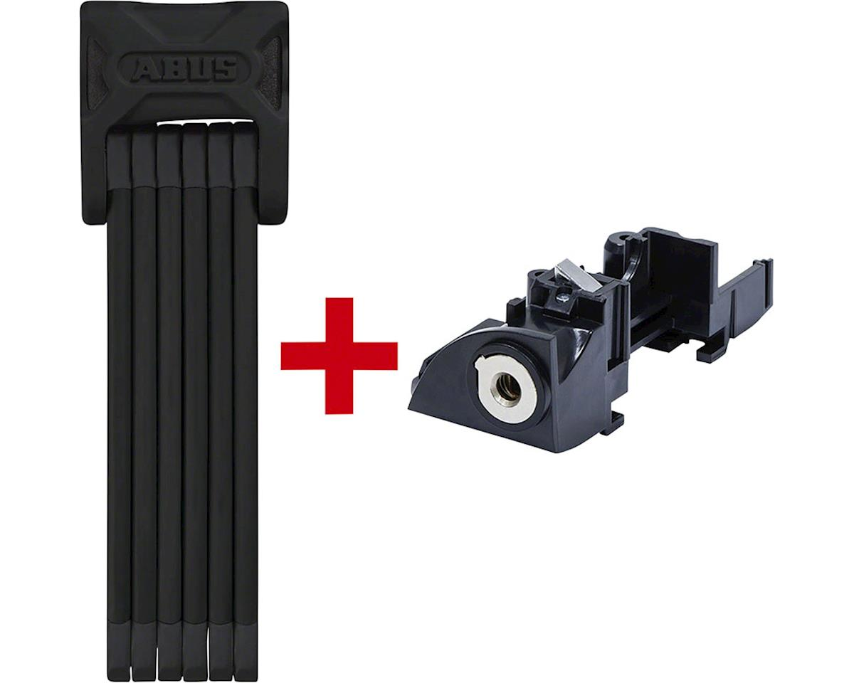 Abus Bordo 6000 Keyed Folding Lock (Black) (90cm) (Bosch Battery Frame)
