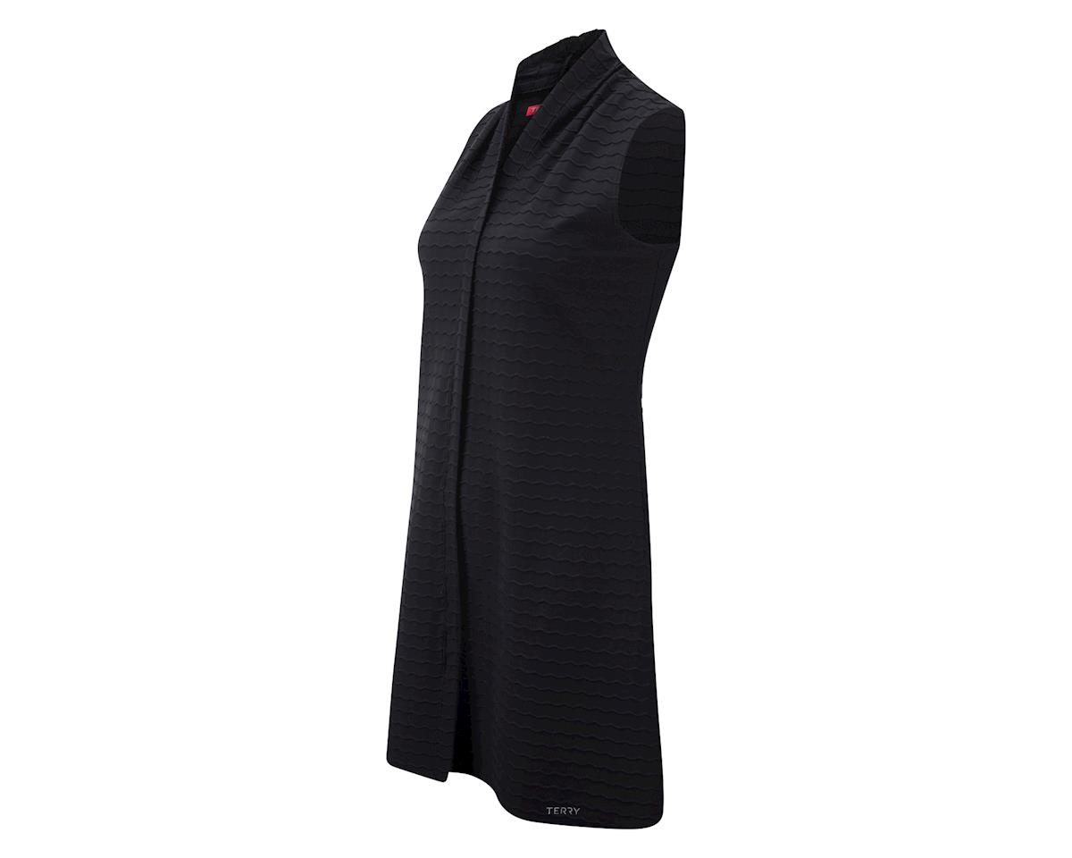 Image 1 for Accu-Fitness Terry Women's Transit Dress (Black Wave)
