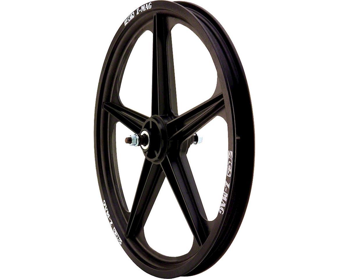 "ACS Z Mag Front Wheel - 20"", 3/8"" x 100mm, Rim Brake, Black, Clincher"
