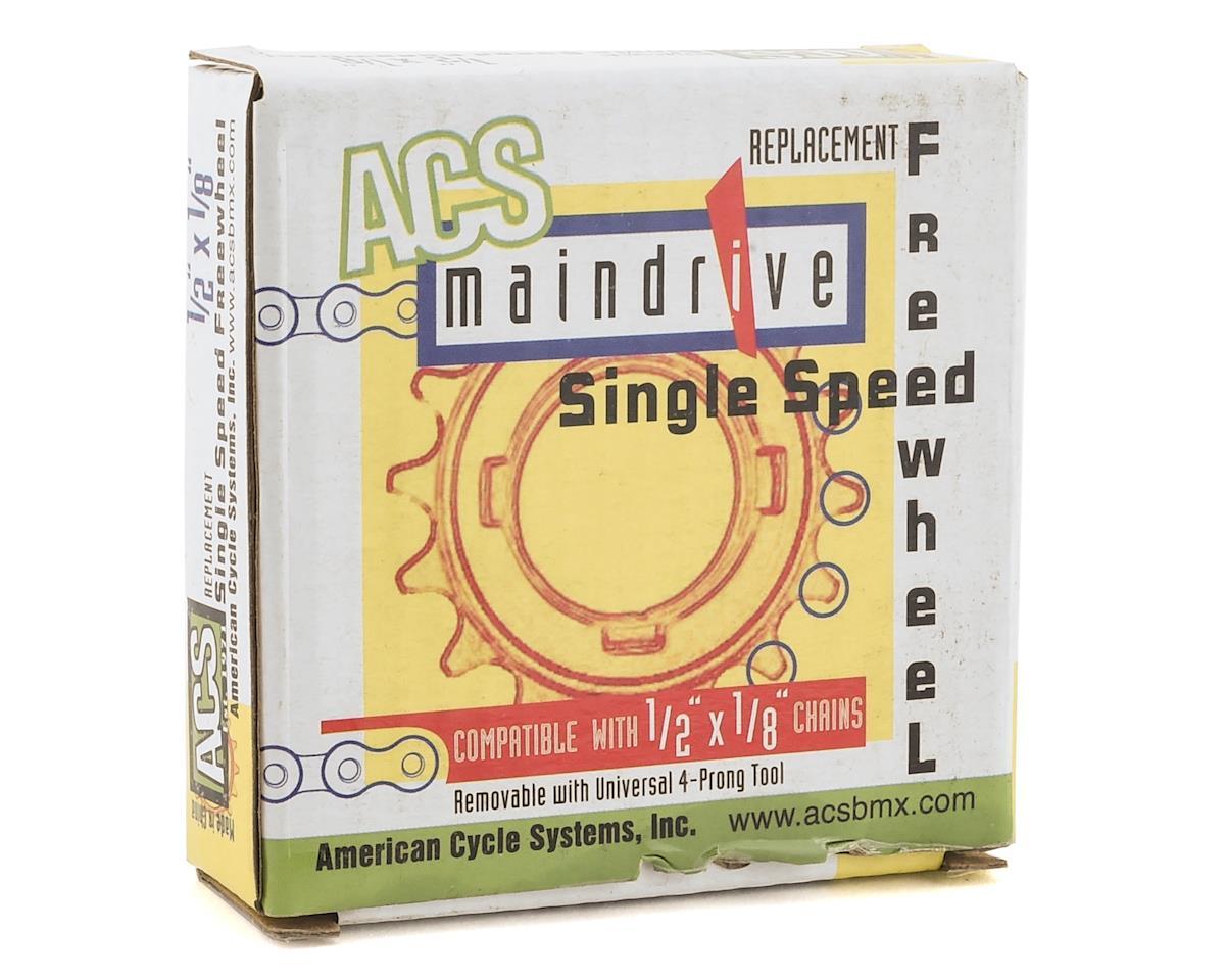 "ACS MainDrive (18T) (1/8"")"