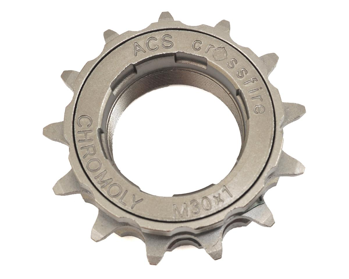 Acs Crossfire Freewheel (Gun Metal)