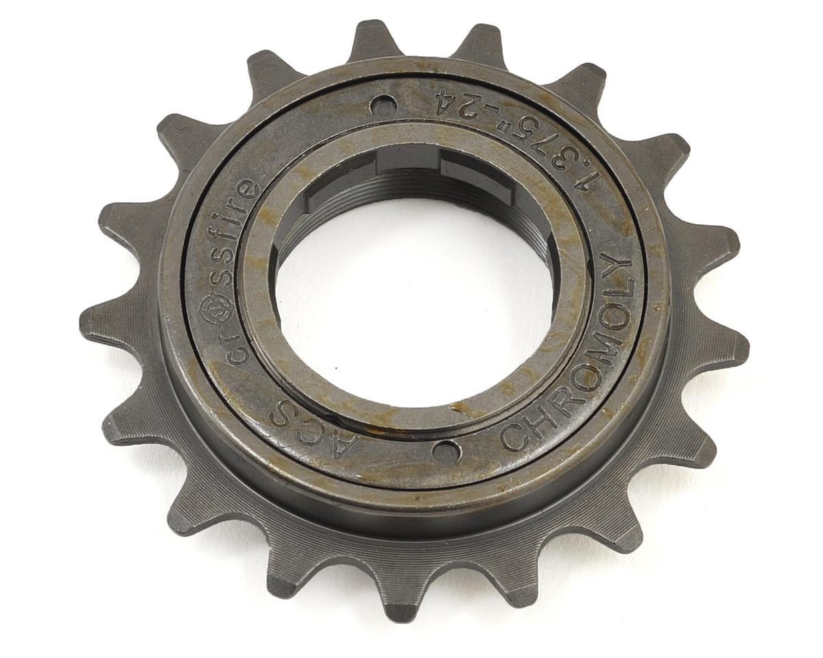 Acs Crossfire Freewheel (Gun Metal) (17T)