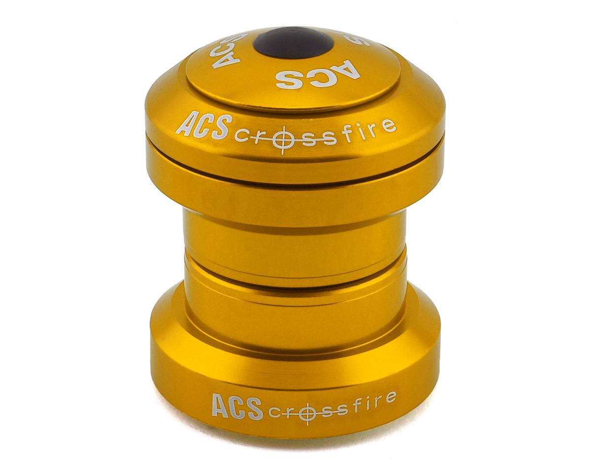 "ACS Crossfire Standard Headset (Gold) (1-1/8"")"