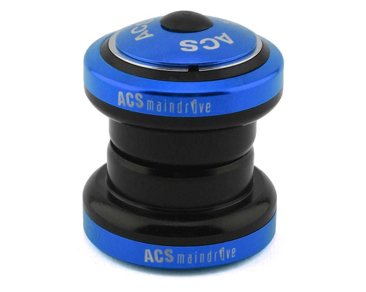 "Acs Maindrive Headset (Blue) (1-1/8"") (EC34/28.6) (EC34/30)"