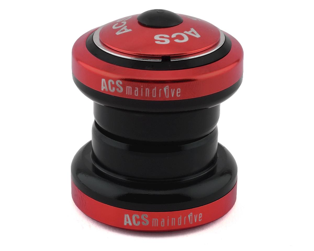 "Acs Maindrive Headset (Red) (1-1/8"") (EC34/28.6) (EC34/30)"