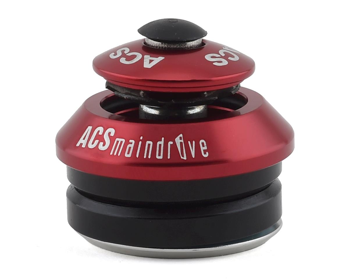 "Acs Maindrive Integrated Headset (Red) (1"") (IS38/25.4) (S38/26)"