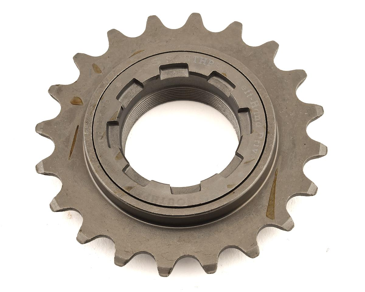 "Southpaw Freewheel, Left Hand Drive 20t 3/32"" Gun Metal"