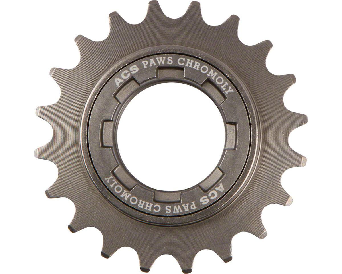"ACS PAWS Freewheel: 20t, 3/32"", Gun Metal"
