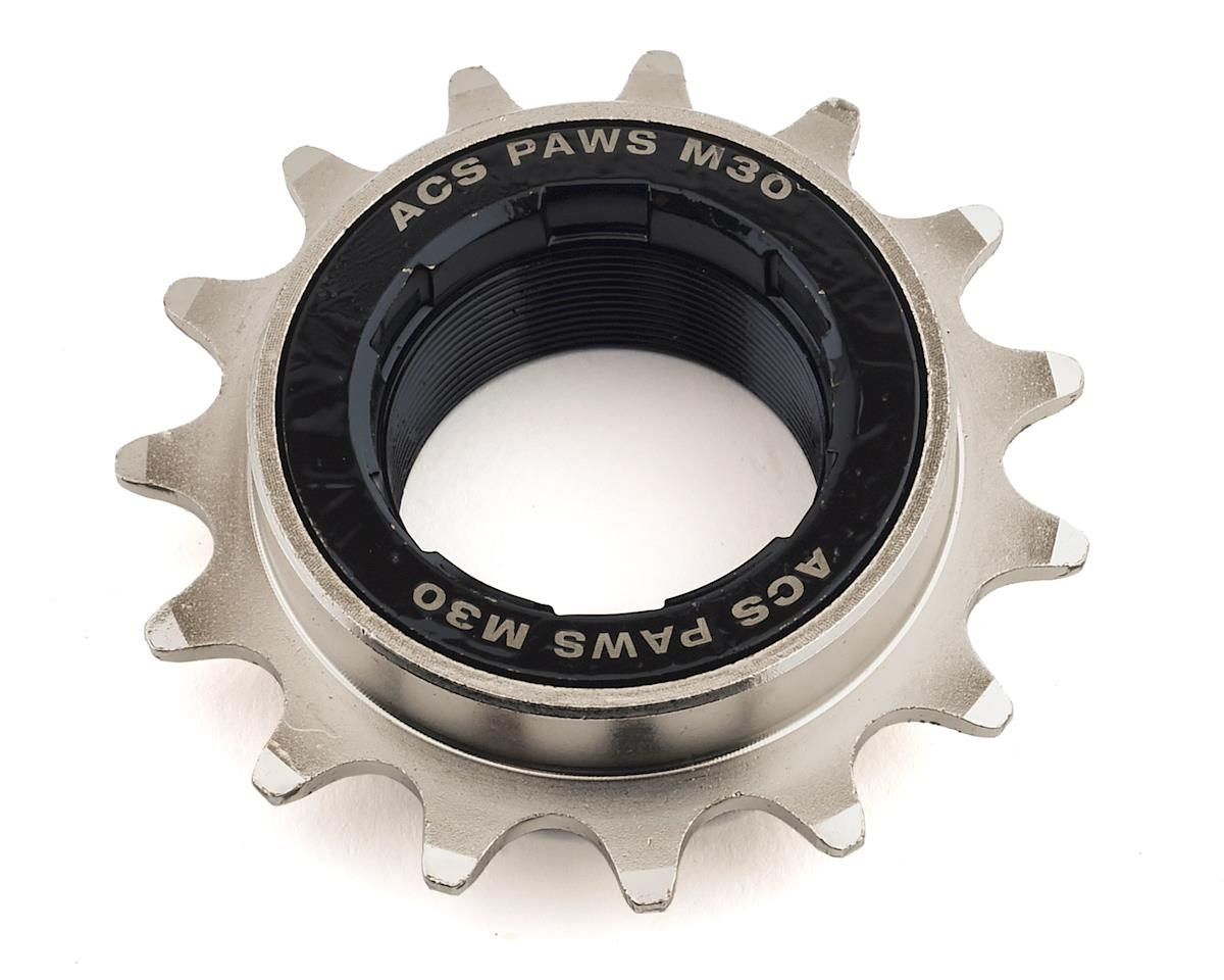 "ACS PAWS M30 Freewheel, 15T 3/32"", Nickel"