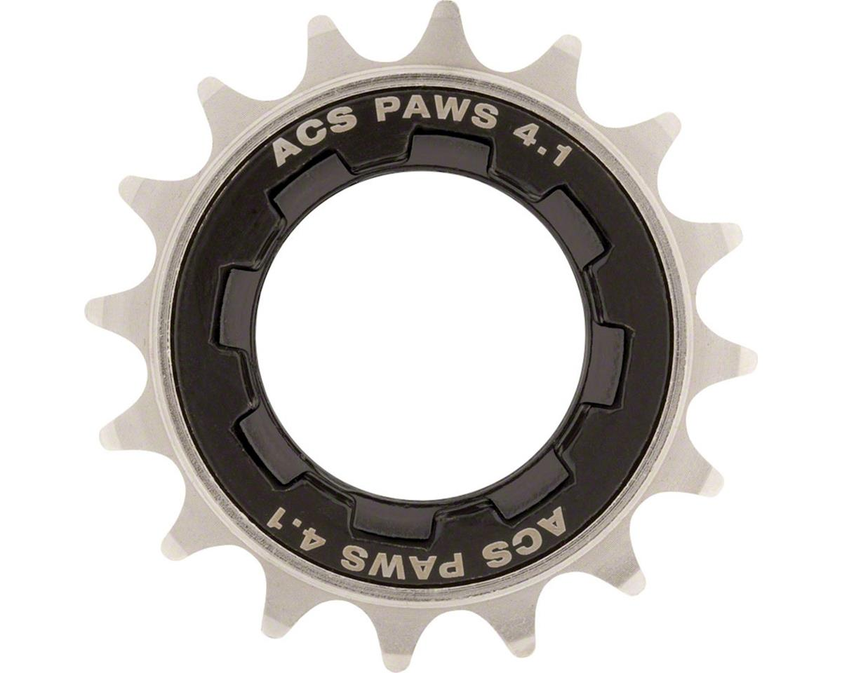 "PAWS 4.1 Freewheel, 16T 3/32"", Nickel"