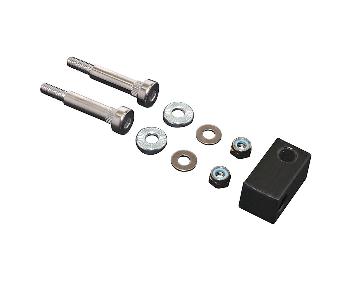 Adams Trail-A-Bike Hitch Block & Bolt Set