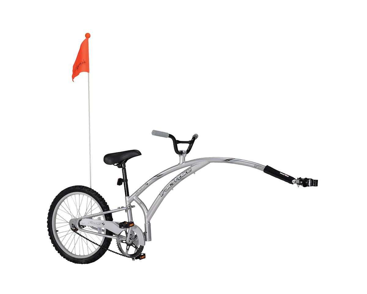 adams folder 1 trail-a-bike  silver   146000-12-03