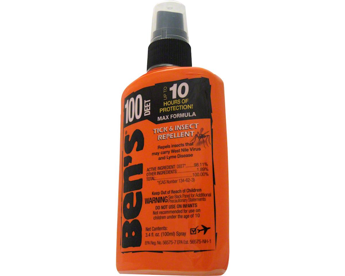 Adventure Medical Kits Ben's 100 MAX Insect Repellent: 3.4oz Pump