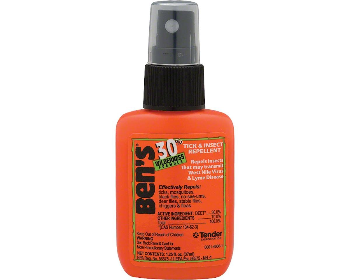Adventure Medical Kits Ben's 30% DEET Insect Repellent (1.25oz Spray)