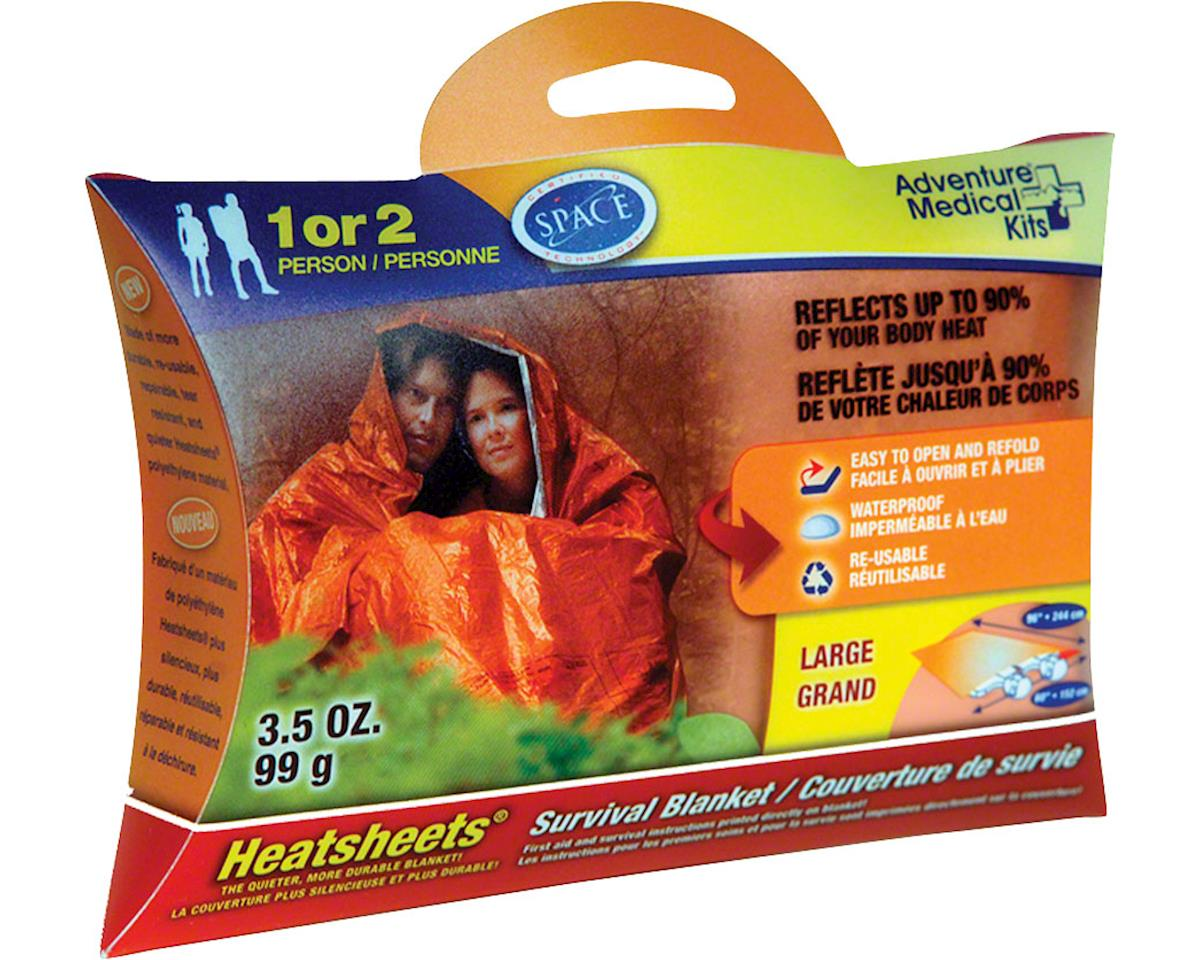 Heatsheets Survival Blanket, Two Person