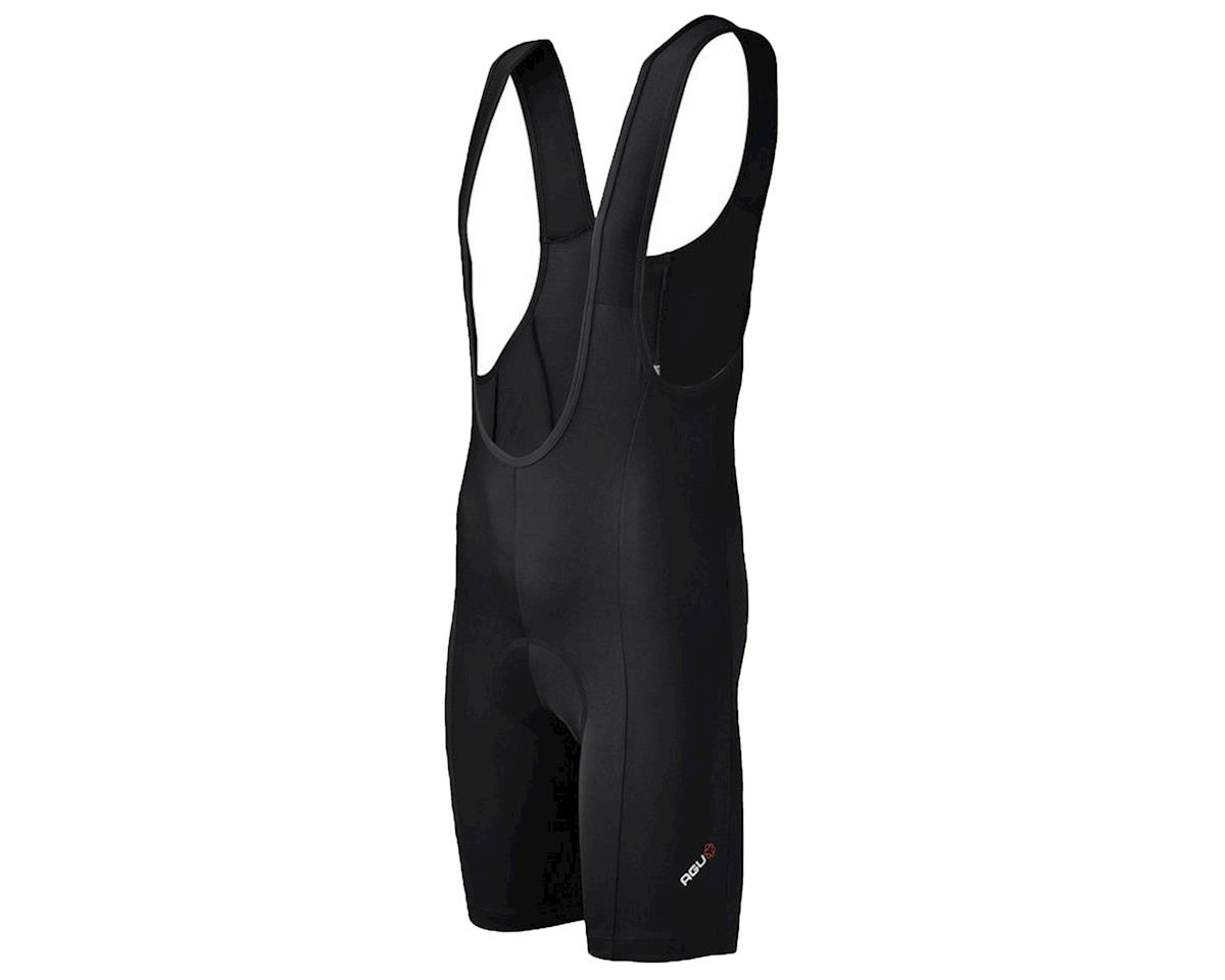 Agu Clothing Pro S Bibshorts (Black) (2XL)