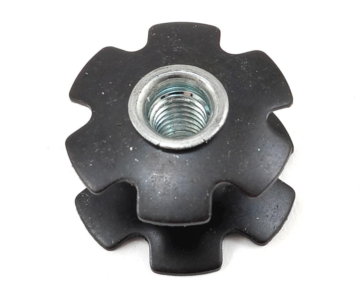 """Aheadset Starnut for 1-1//8/"""" Steel and Aluminum Steerer Tubes"""