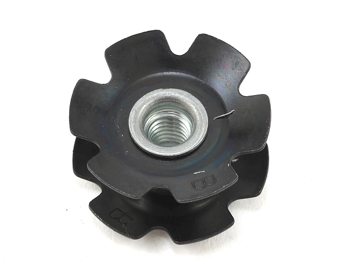 "Star-Nut For 1-1/8"" Steel Or Aluminum Steerer"