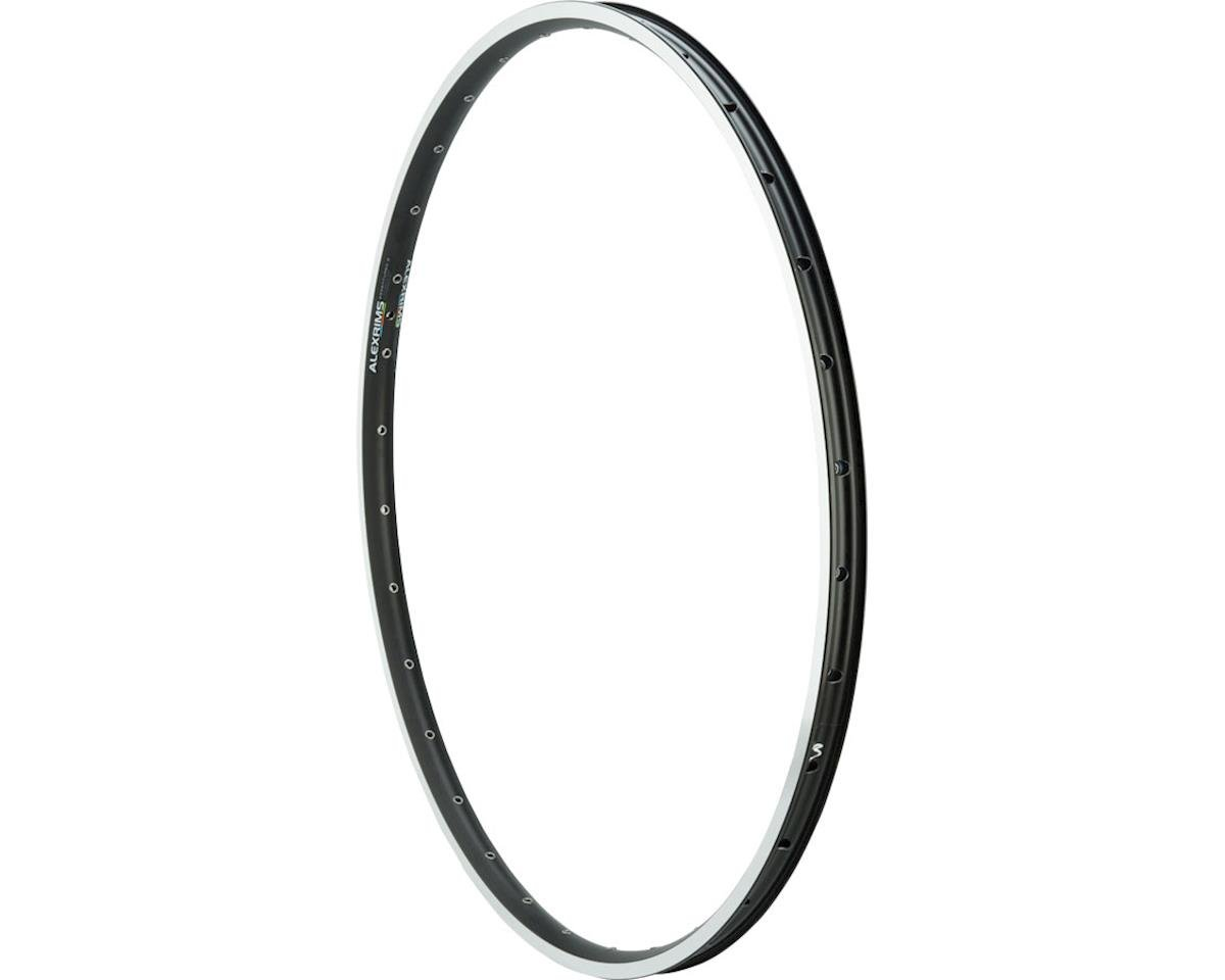 "Alexrims Adventure 2 Rim TRS 26"" 36h, Black/Silver"