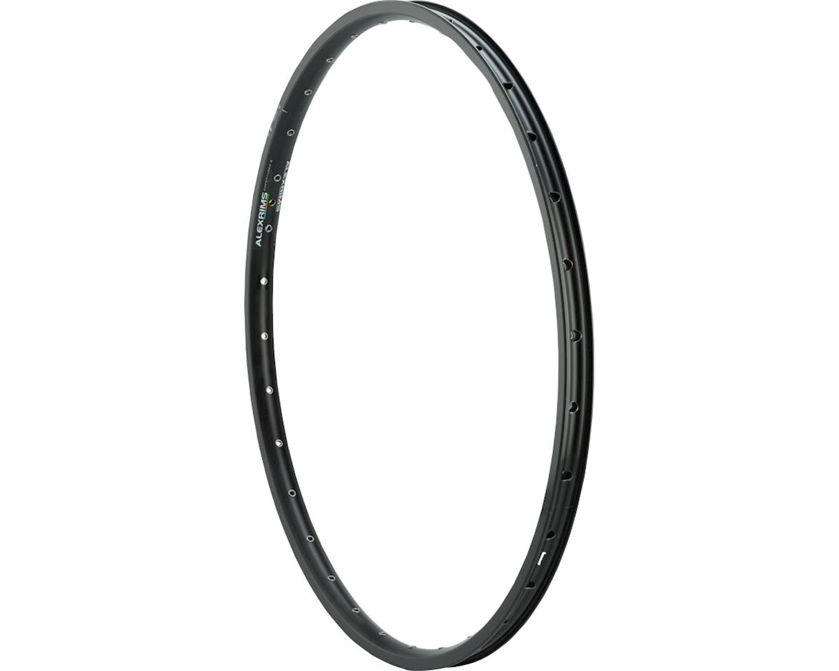 Alex Adventure 2 Rim - 700, Disc, Black/Silver, 32H, Clincher