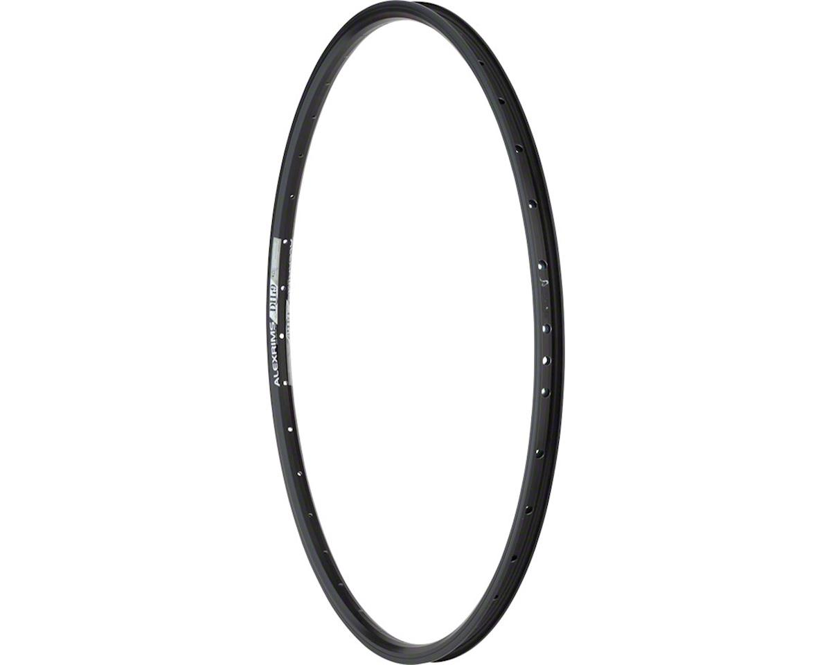 DH19 Rim 700c 36h Presta, All Black