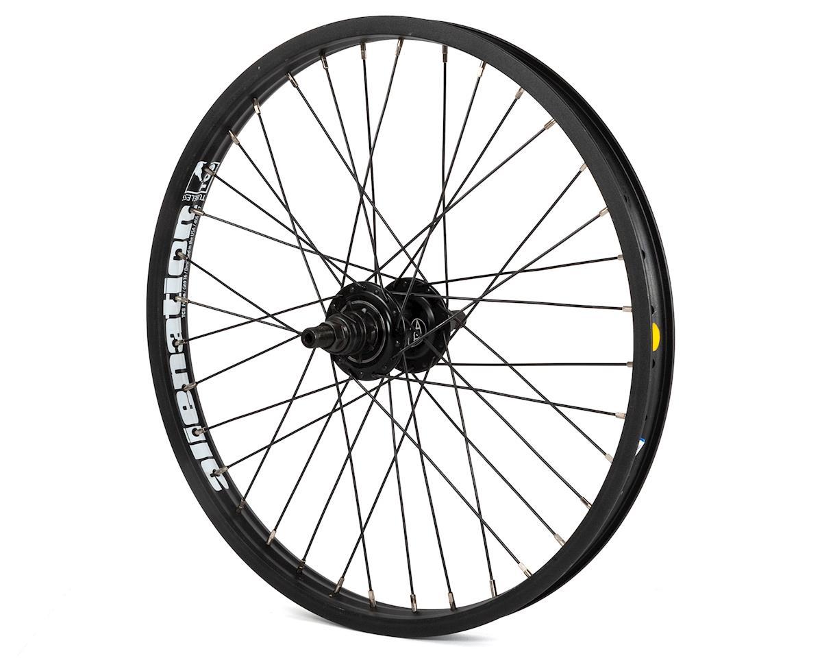 """Alienation Rush V3 Freecoaster Wheel (Black) (Right Hand Drive) (20 x 1.75"""")"""
