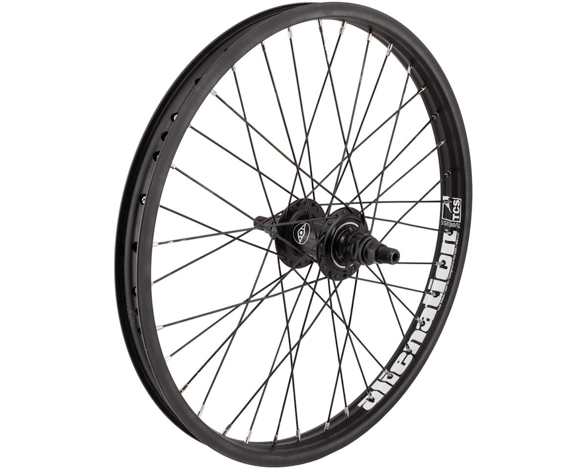 "Alienation Rush V3 Freecoaster Wheel (Black) (Left Hand Drive) (20 x 1.75"")"