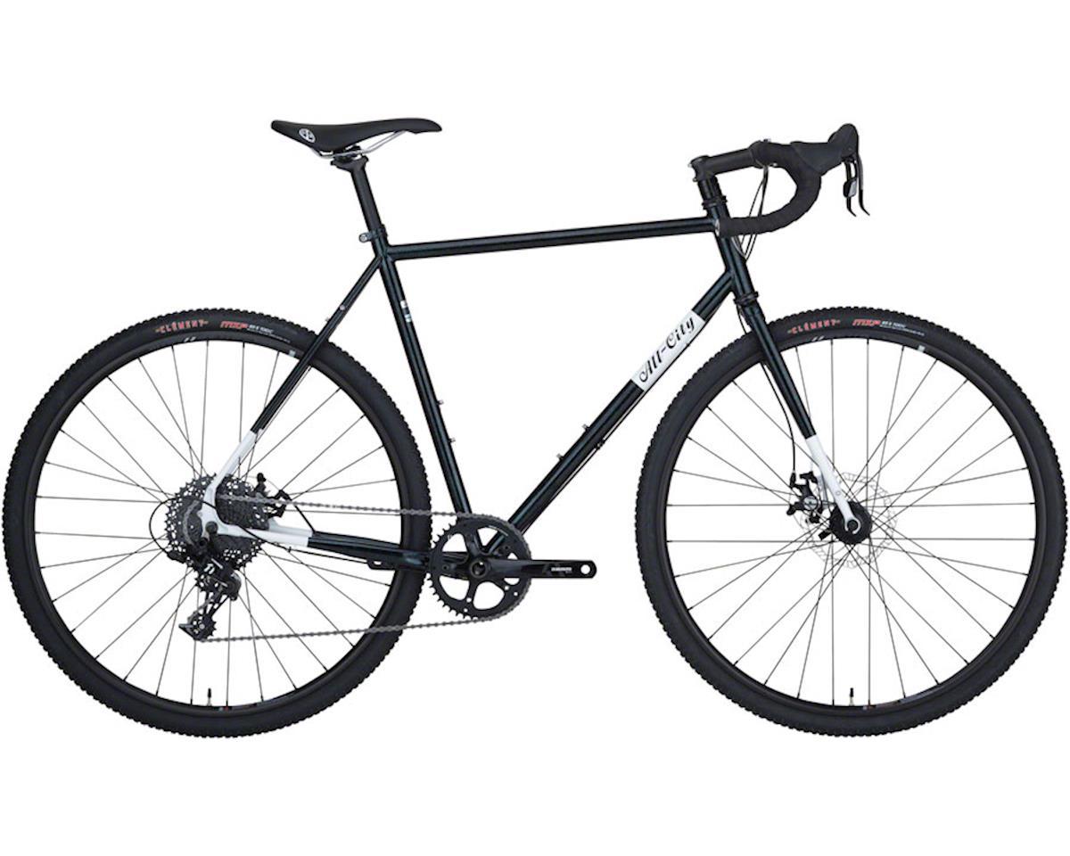 All-City Macho Man Disc Complete Bike 61cm, Sparkle Black/White