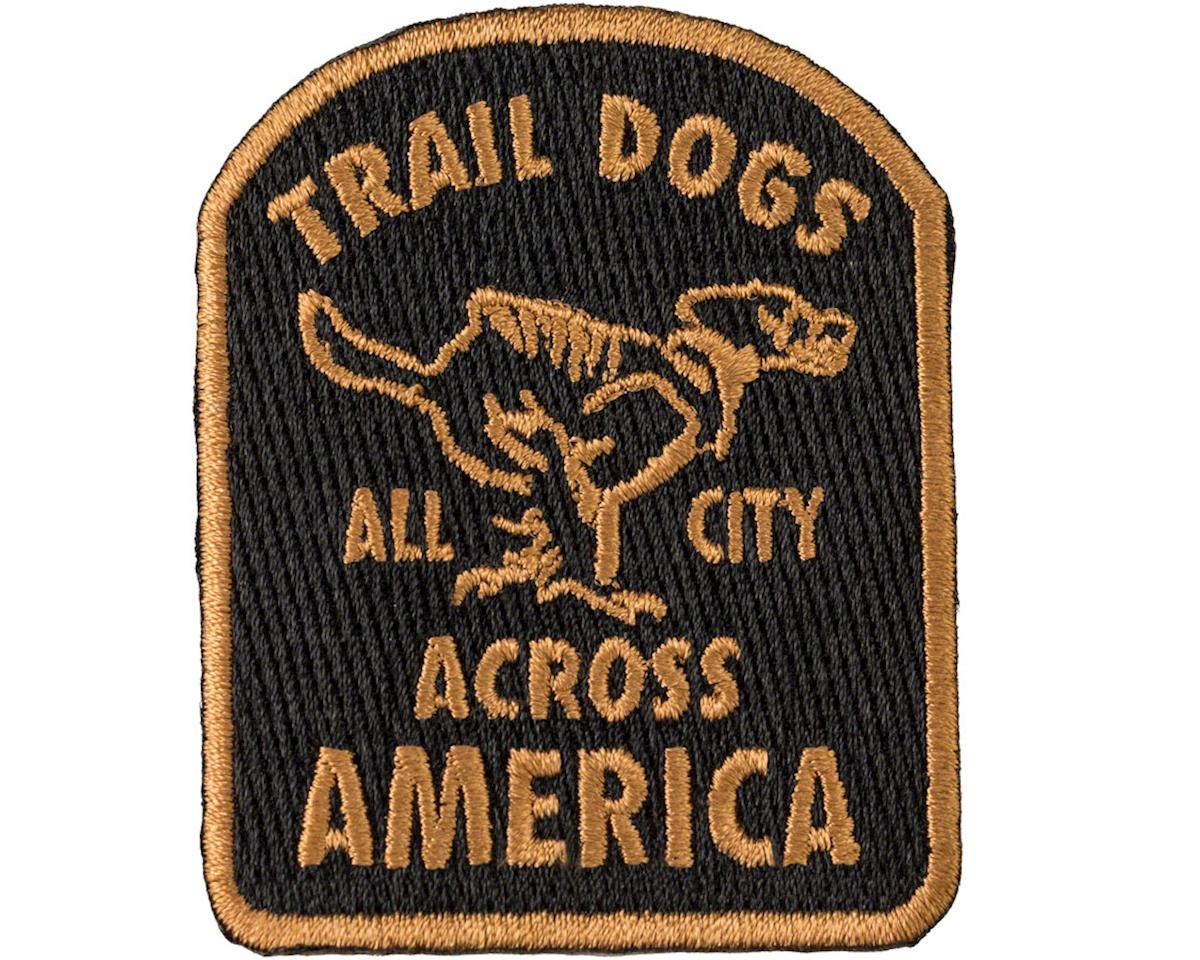 Trail Dogs Patch (Black/Brown)