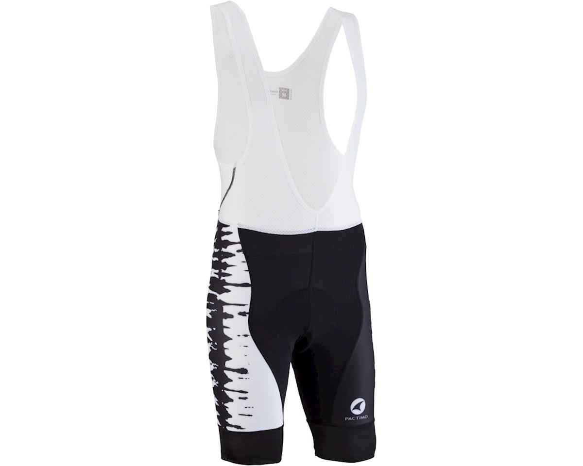 All-City Wangaaa! Men's Bib Short (Black/White)
